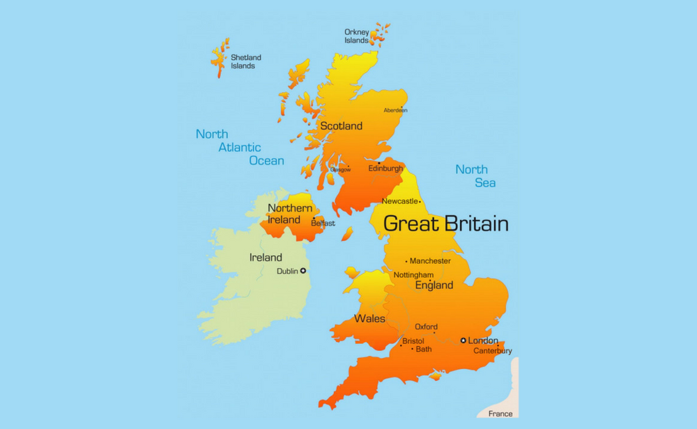 UK facts: United Kingdom Countries - Vitae Professionals®