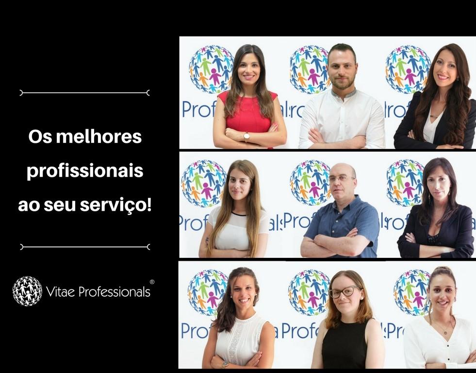 team vitae professionals, vitae professionals, equipa vitae